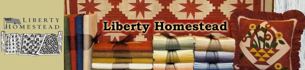 Liberty Homestead Quilts