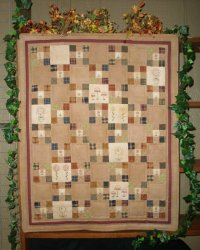 Liberty Homestead Quilt Patterns